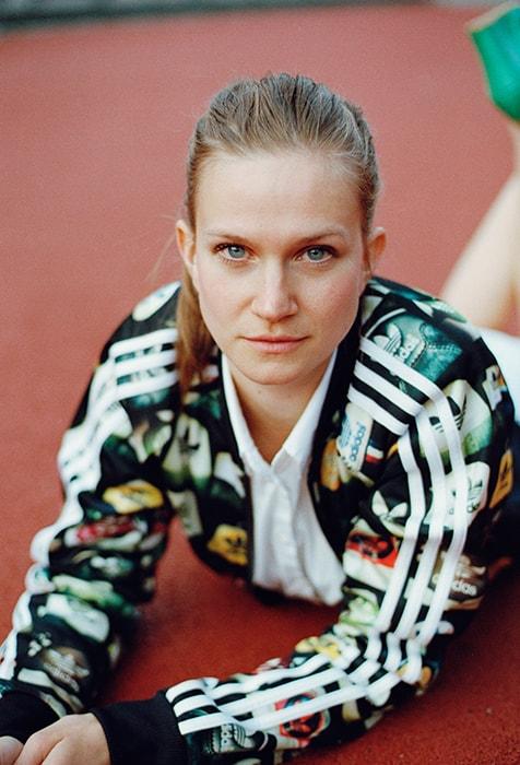 Sporty Chic(k) – Cake Mag
